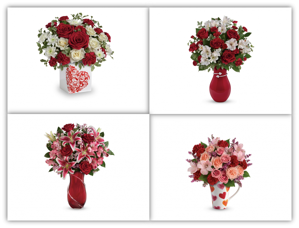 Can't Find the Right Words? Check out the FREE Teleflora Love Note Concierge!