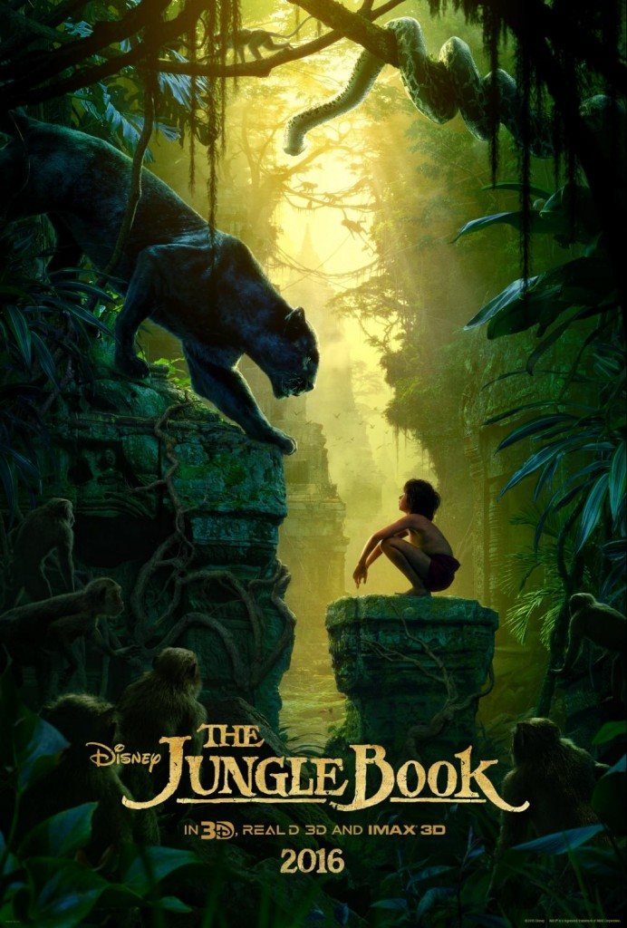Family Fun | The Jungle Book Activity Sheets