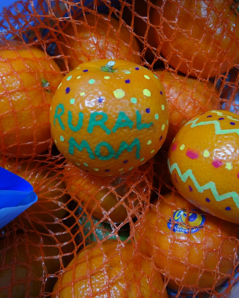 Orange is the New Easter Egg!
