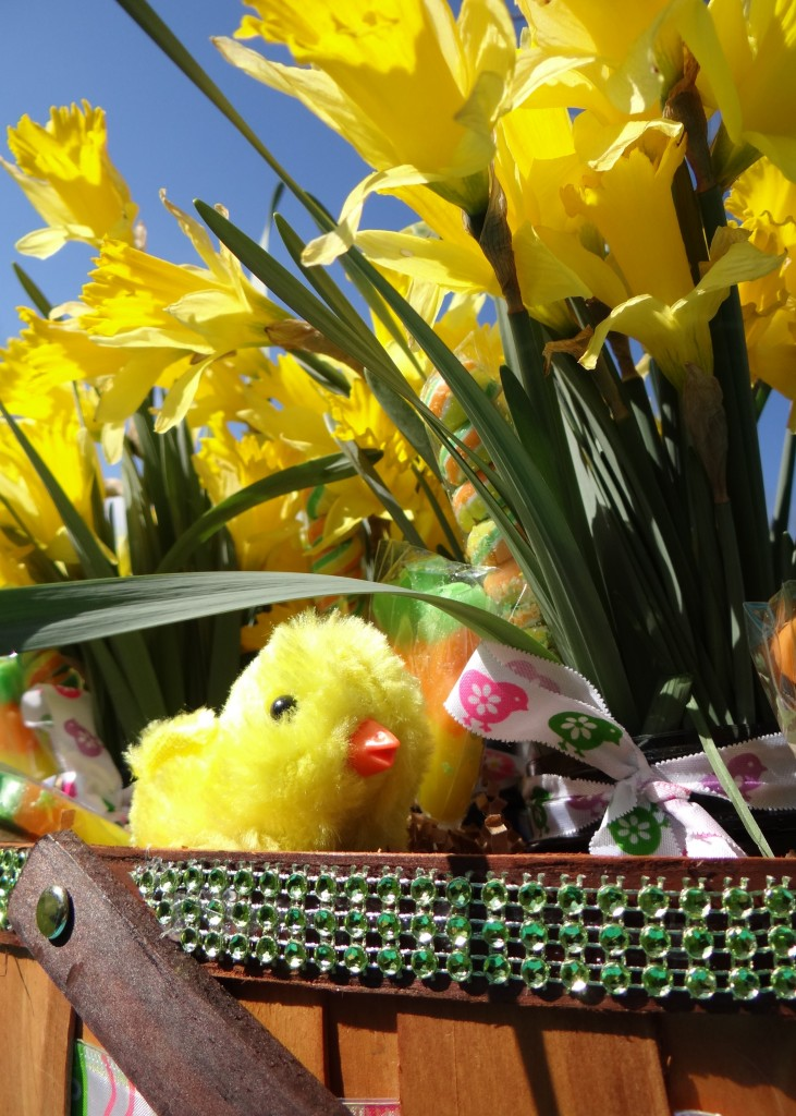 Keep Your Easter Green with an Upcycled Easter Basket