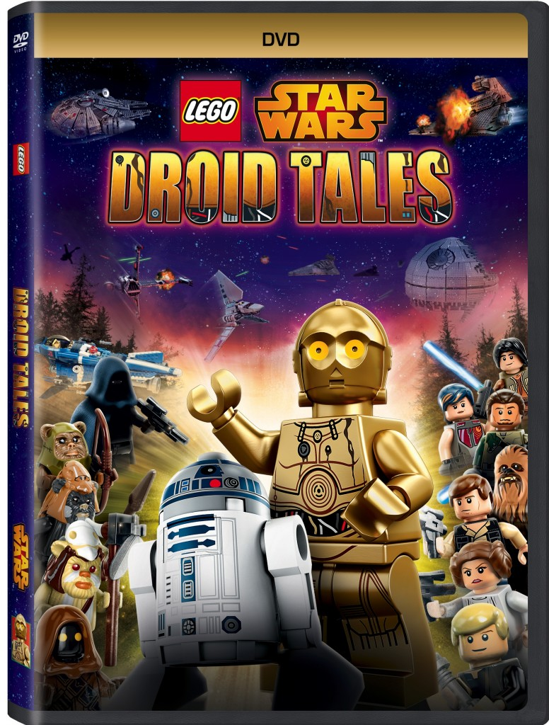 Lego Star Wars: Droid Tales Movie Night
