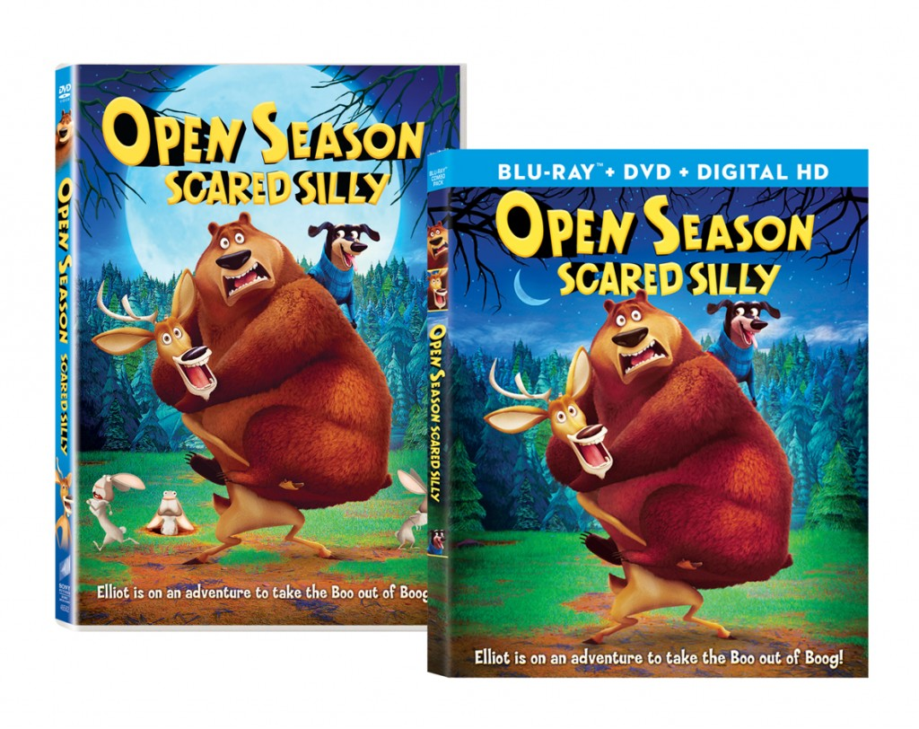 Open Season: Scared Silly Preview and Giveaway
