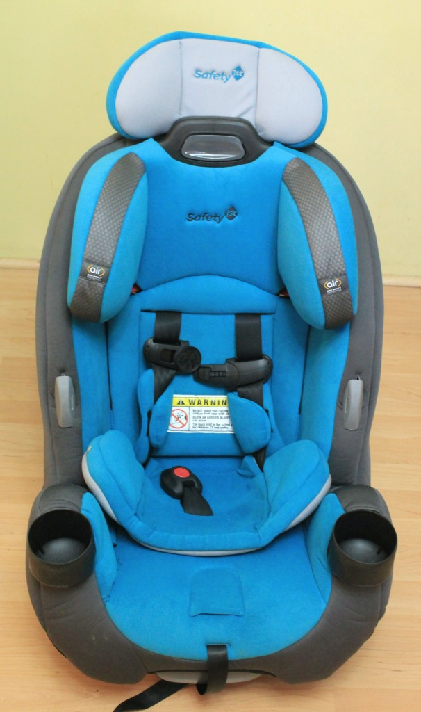 Advanced Car Seat Safety that's Built to Grow | Safety 1st Grow and Go Air Protect