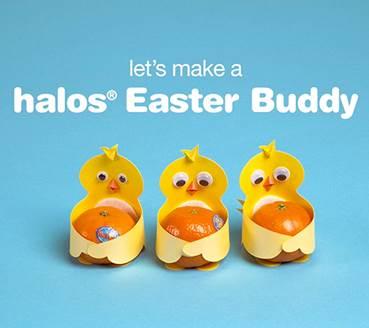 Orange is the New Easter Egg!