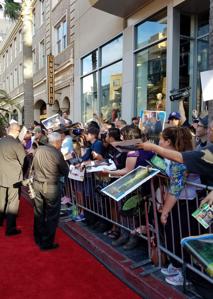 The Jungle Book Red Carpet World Premiere Experience #JungleBookEvent
