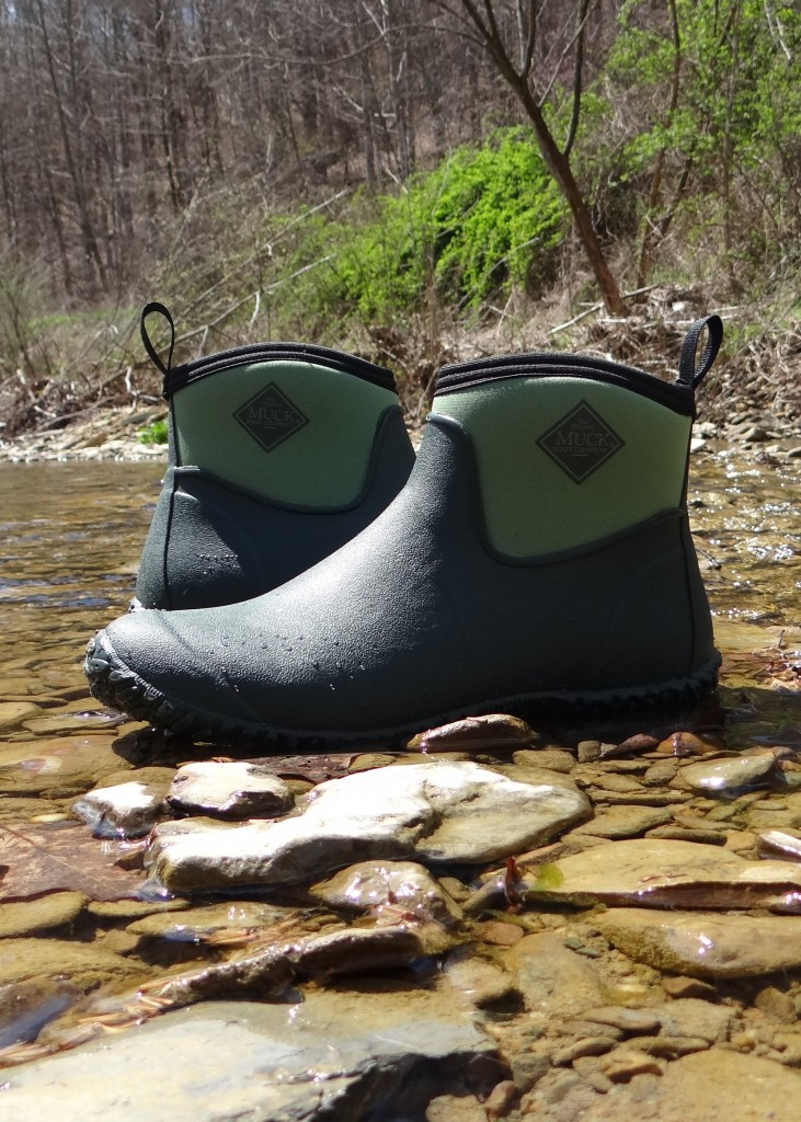 Splashing in the mud and the muck in style with The Muckster II