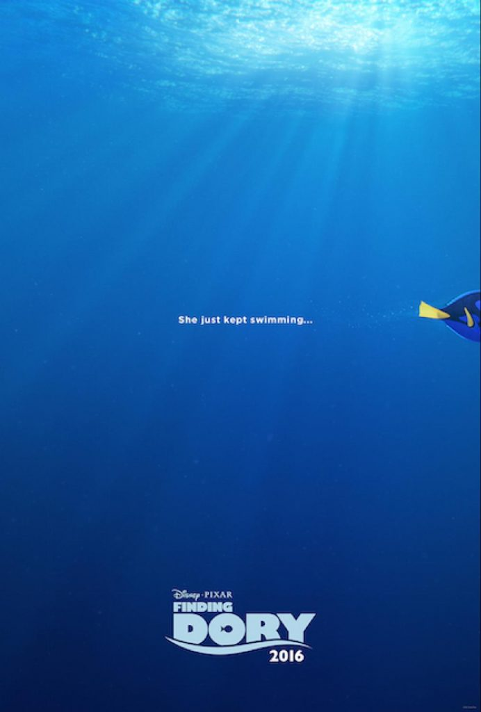 Free FINDING DORY Coloring and Activity Sheets!