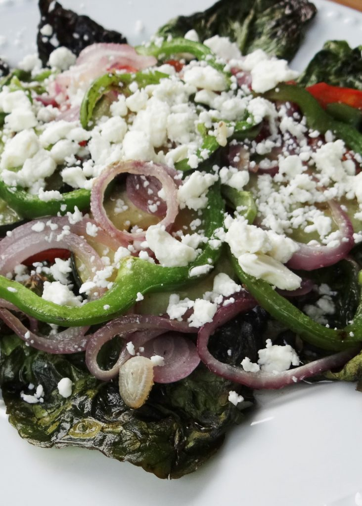 Summer Grilled Greek Salad Recipe