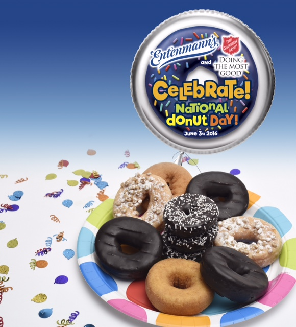 Happy National Donut Day Giveaway!