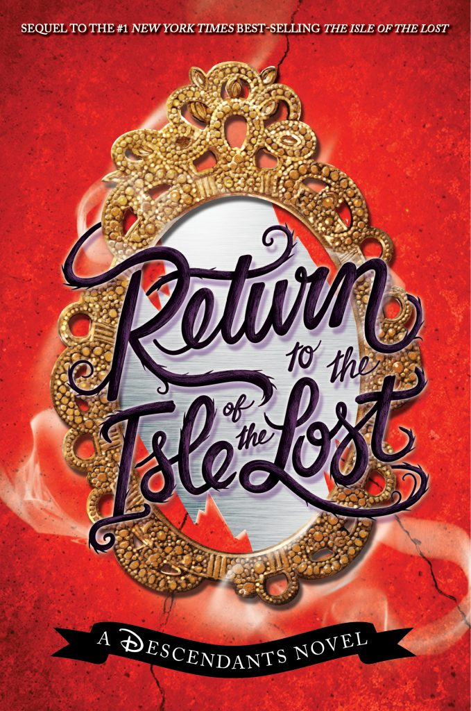 Return to the Isle of the Lost Giveaway #DisneyDescendants