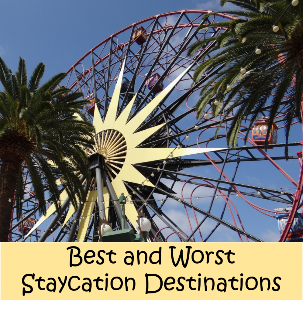 Best and Worst Cities for Staycations - How Does Your City Rank?