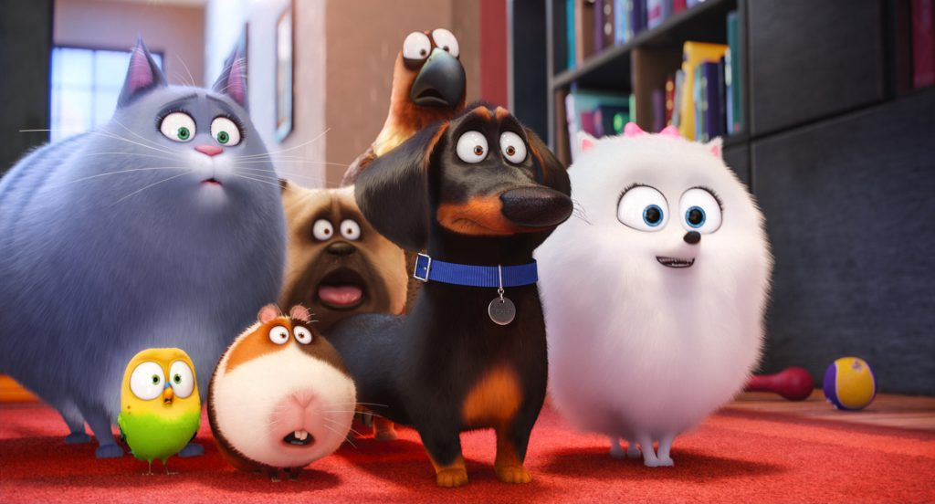The Secret Life of Pets PetMOJI and Giveaway #TheSecretLifeofPets