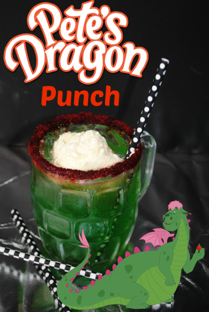 Pete's Dragon Punch (and Preview!) #PetesDragon