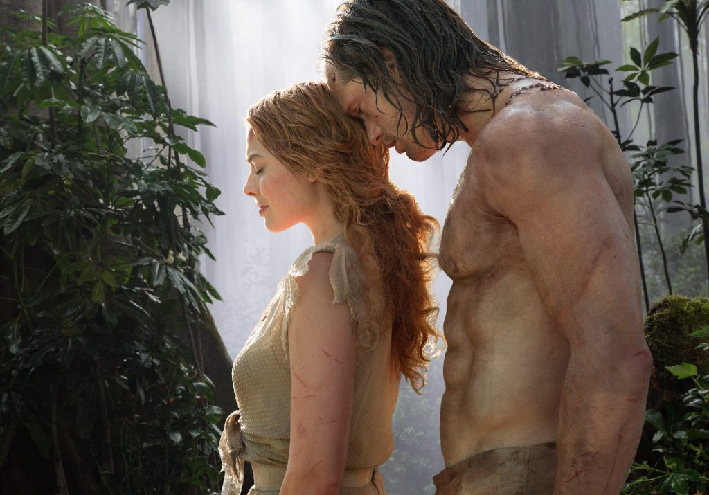 Love, Adventure and The Legend of Tarzan #LegendofTarzan