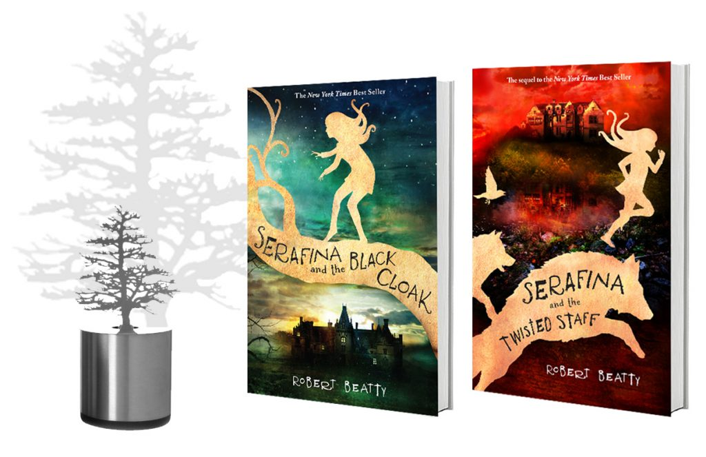 Serafina and The Twisted Staff Giveaway