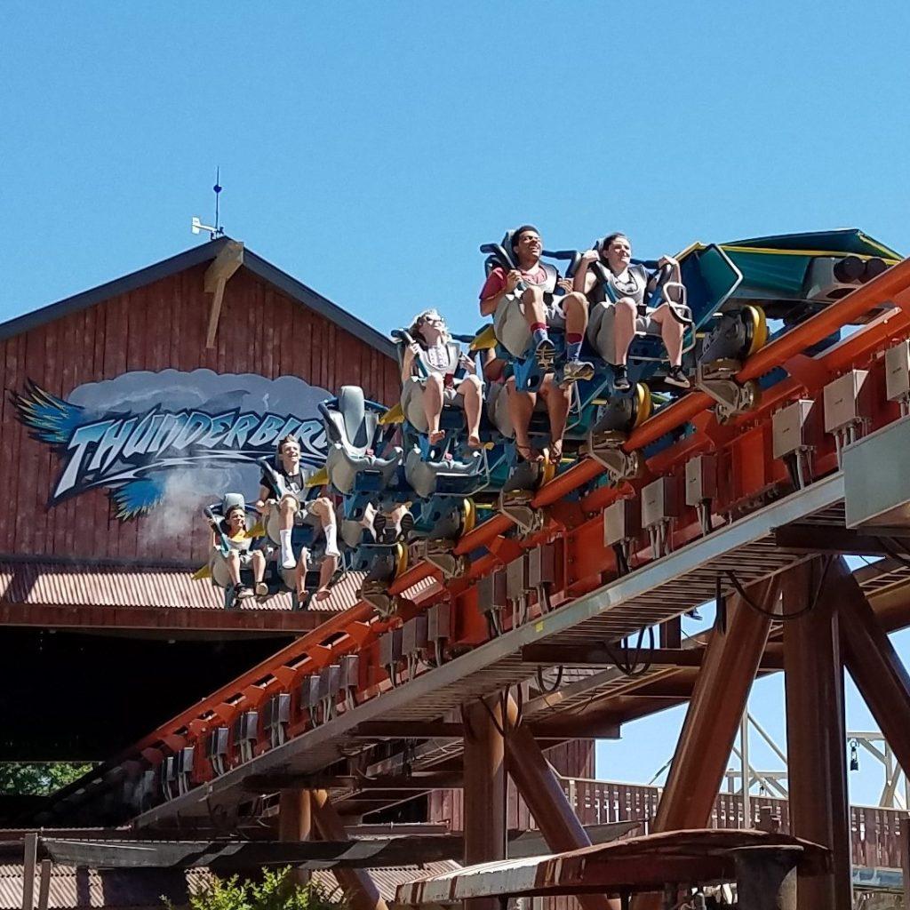 Top 10 Attractions for Teens at Holiday World and Splashin' Safari