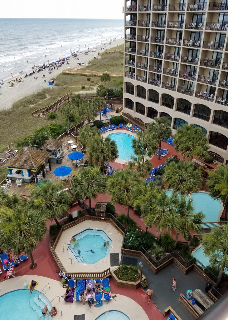 Escape to Paradise at Beach Cove, North Myrtle Beach #HappyGuest