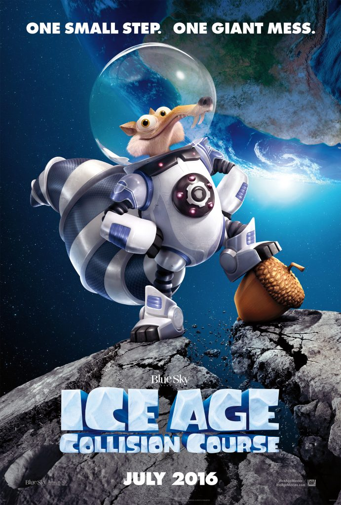 Ice Age: Collision Course Preview and Printable Activity Sheets #IceAge #CollisionCourse
