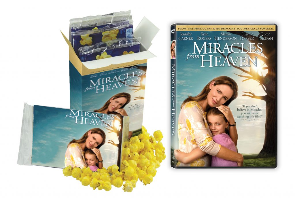 Miracles From Heaven Giveaway #MiraclesFromHeaven