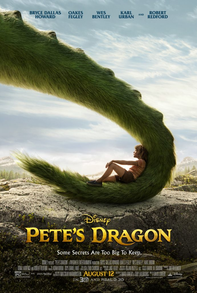 6 Reasons You'll love PETE'S DRAGON #PetesDragonEvent