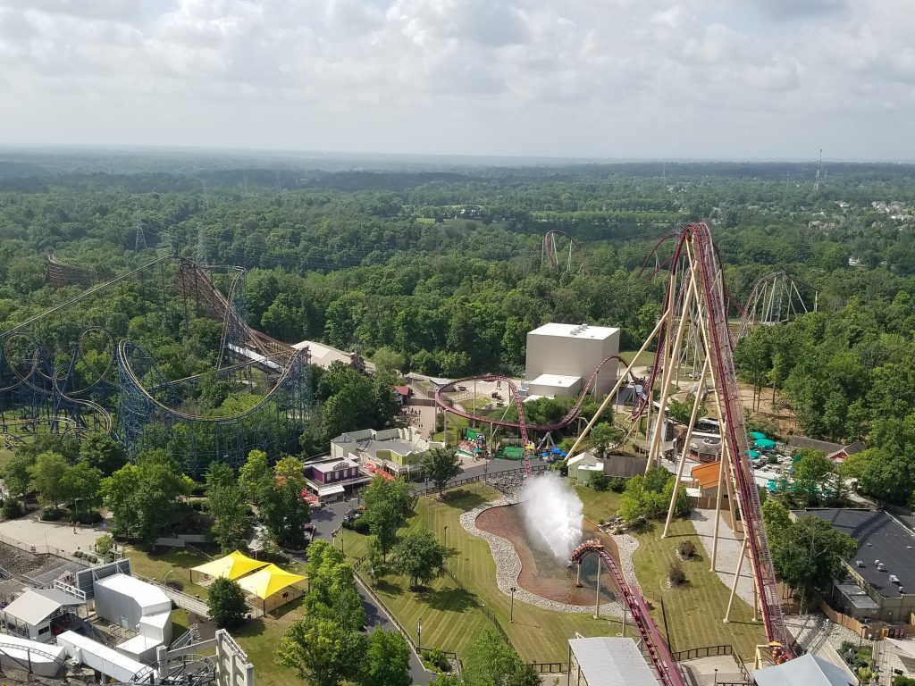 Top 10 Attractions for Teens at Kings Island