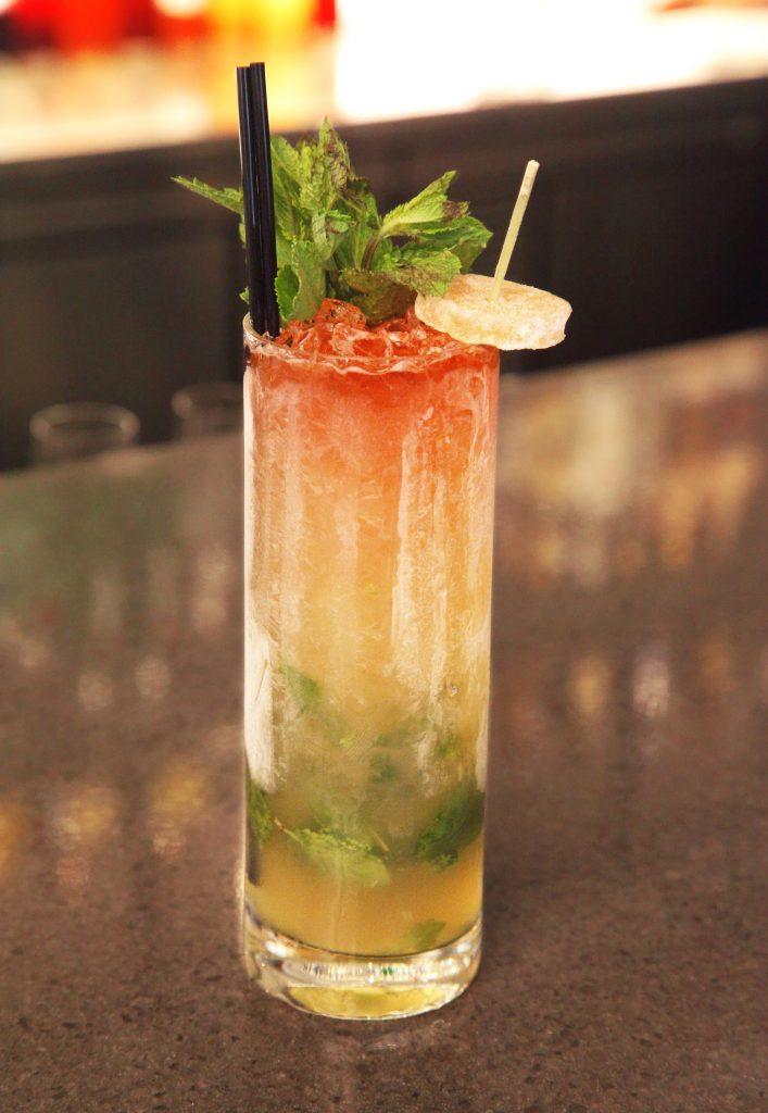 Bourbon County Swizzle Cocktail