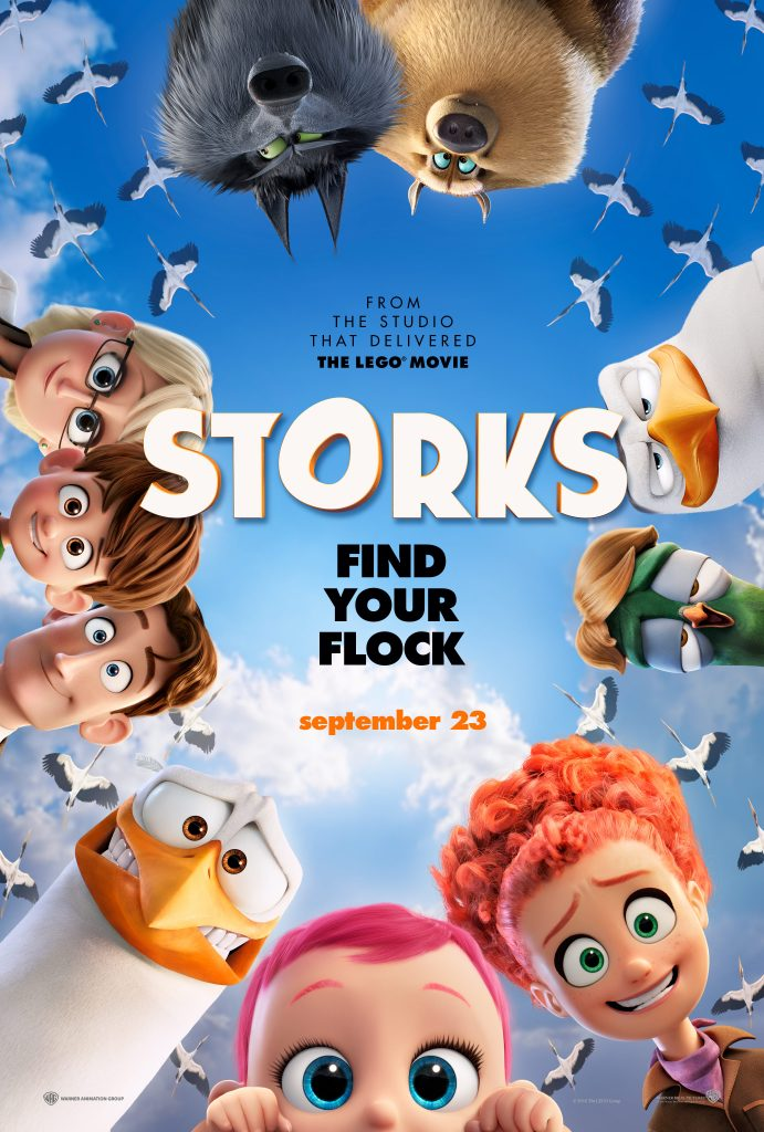 STORKS Printables and Preview #STORKS