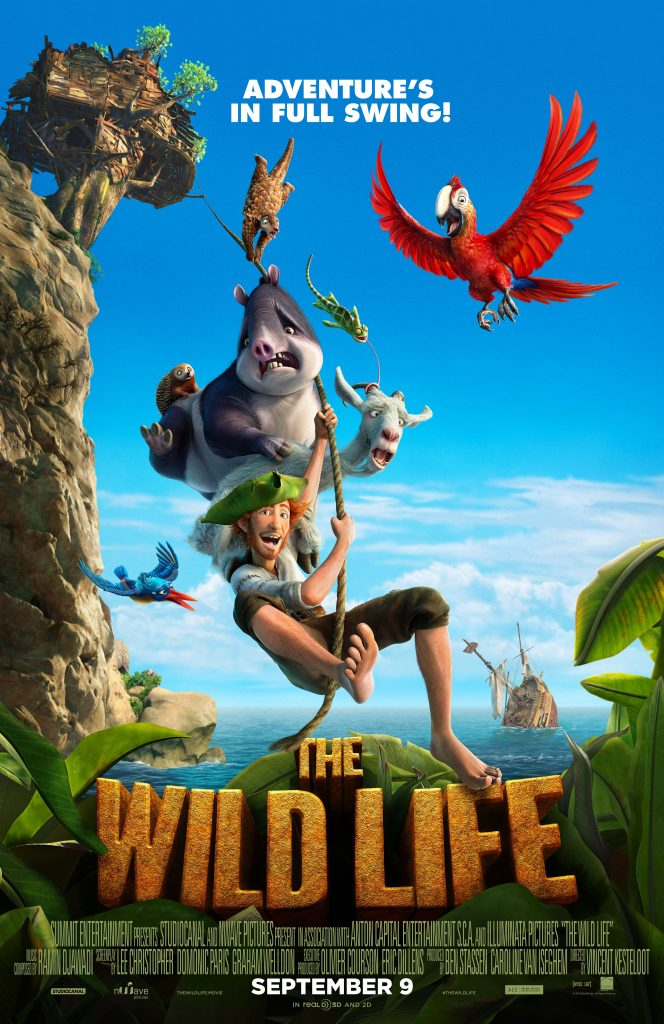 The Wild Life Prize Pack Giveaway #TheWildLife