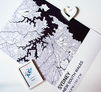 Map Out Your Memories with a Custom Grafomap