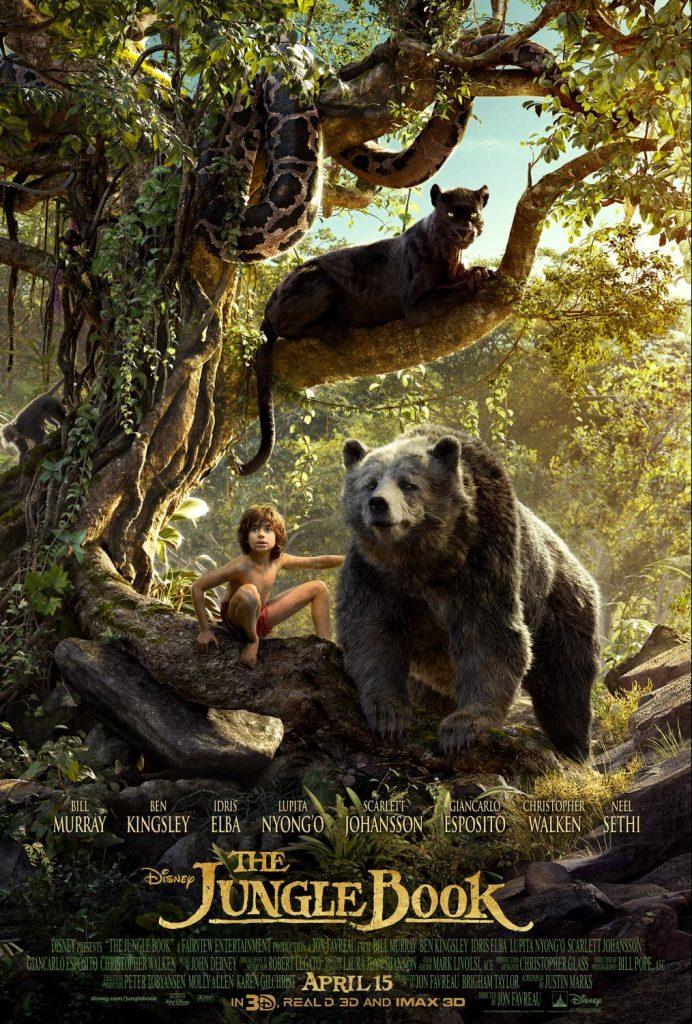 Behind-the-Scenes of The Jungle Book with Brigham Taylor and Rob Legato #JungleBookBluray