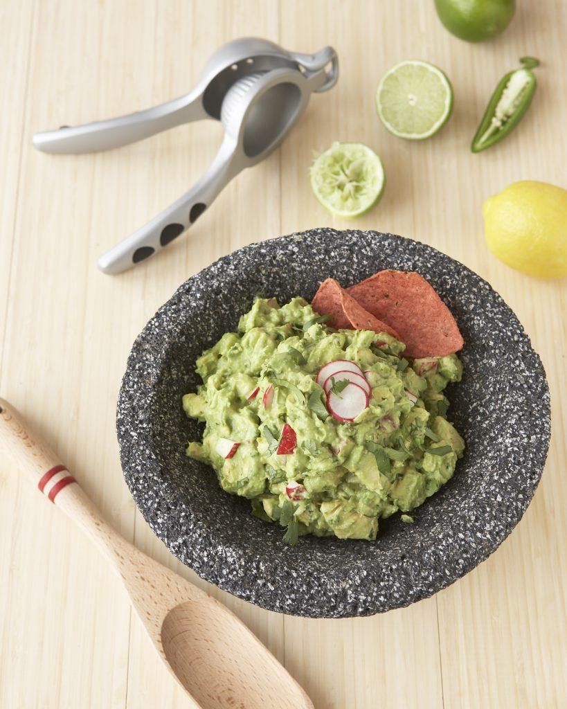 Crunchy Herbed Guacamole Recipe Rural Mom