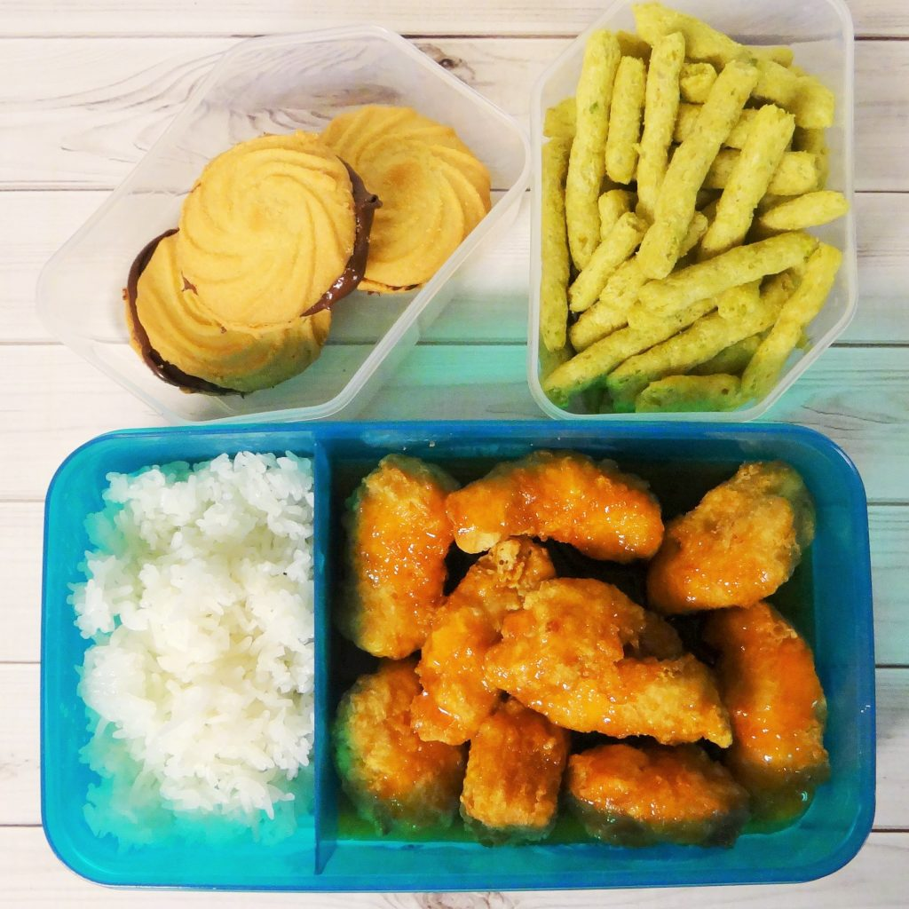 Quick and Easy Lunch Fixes For Back To School #BabbleBoxxBTS
