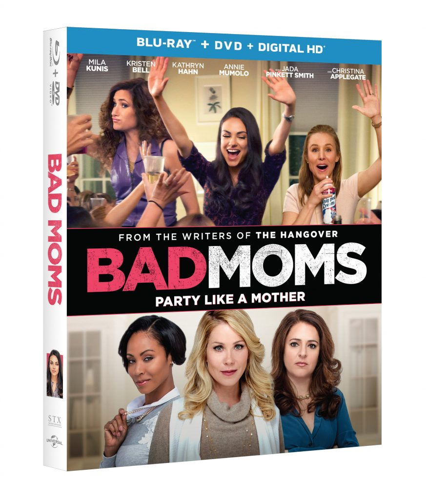 Cheers to BAD MOMS!