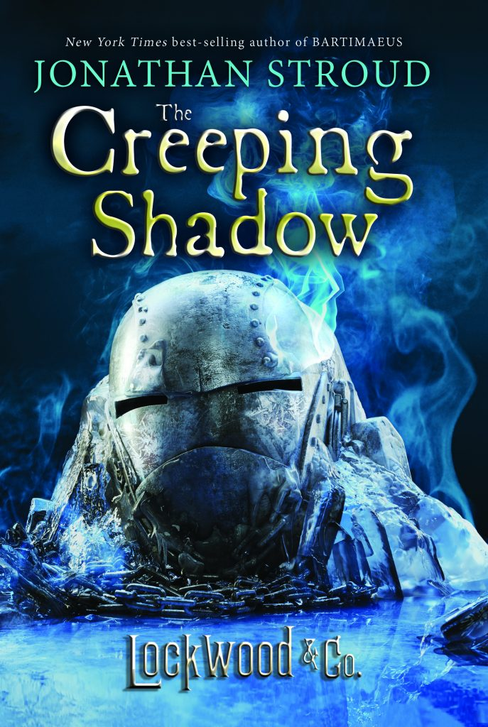 Lockwood & Co : The Creeping Shadow excerpt and giveaway! #LockwoodandCo