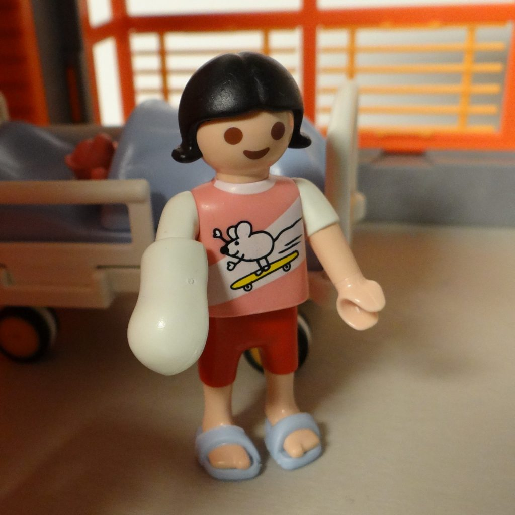 PLAYMOBIL Furnished Children's Hospital Encourages Imaginative Play