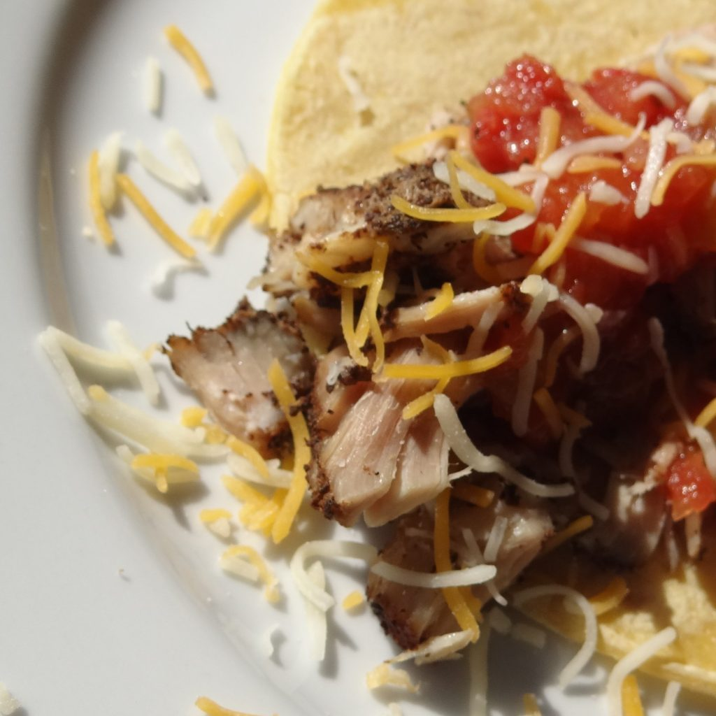 Pressure Cooker Coffee-Crusted Pork Tacos Recipe