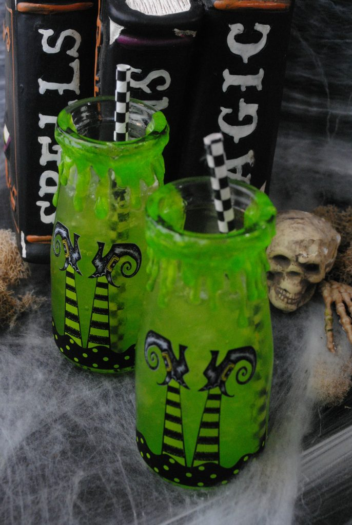 Witch's Brew Halloween Punch Recipe