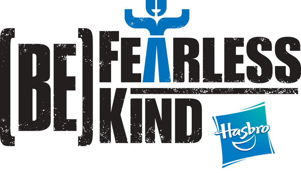 Be Fearless, Be Kind - TODAY! #BFBK #Bekind