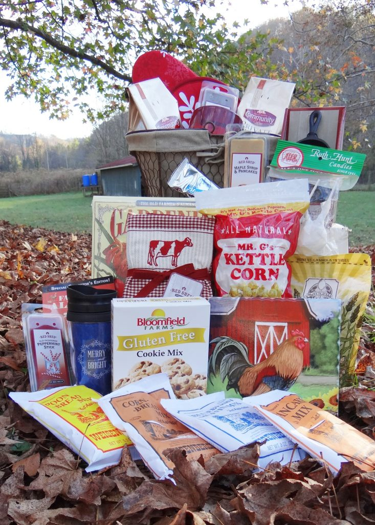 Farm Fresh Community Coffee Basket Giveaway! #ReserveYours