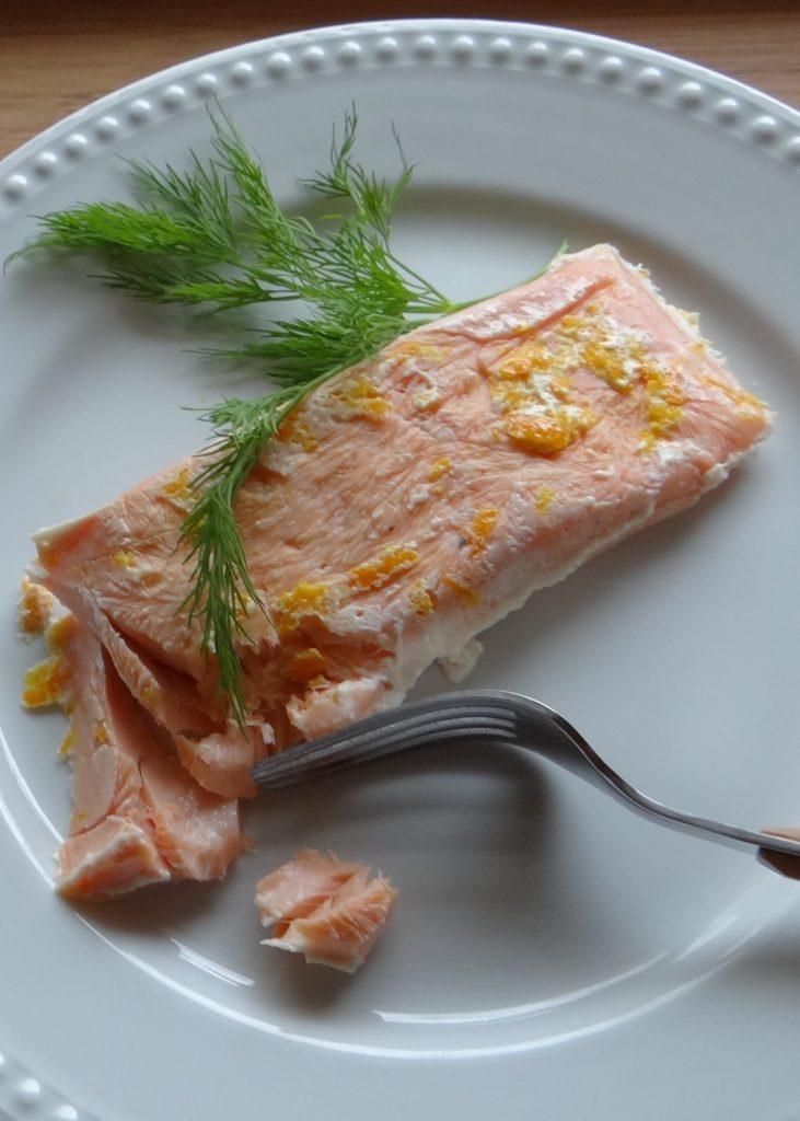 Rural Moms can cook Sous Vide! | Sous Vide Salmon