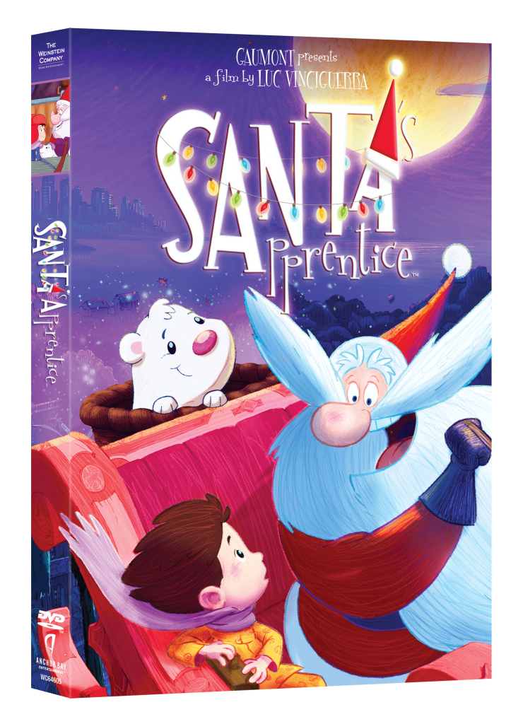 Santa's Apprentice and The Magic Snowflake Giveaway! #HolidayMagic