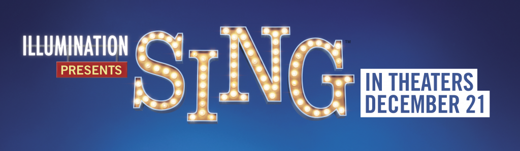 Are Your Ready to SING? #SingMovie