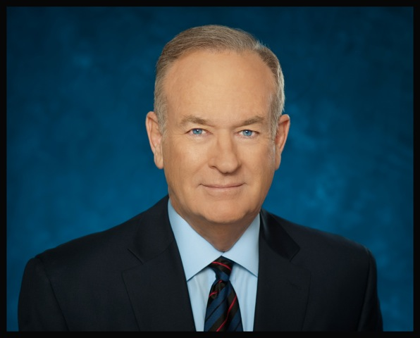 Bill OReilly Author Photo