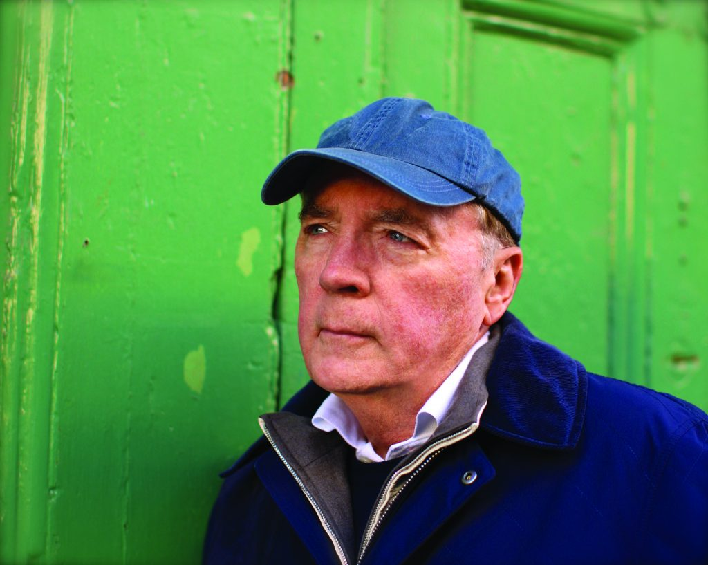 James Patterson Author Photo