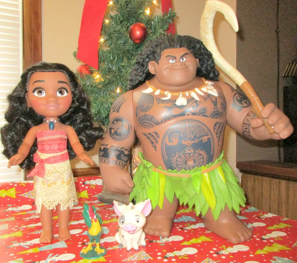 Bring MOANA to life for your child with #JAKKSToys! #DisneysMoanaToys