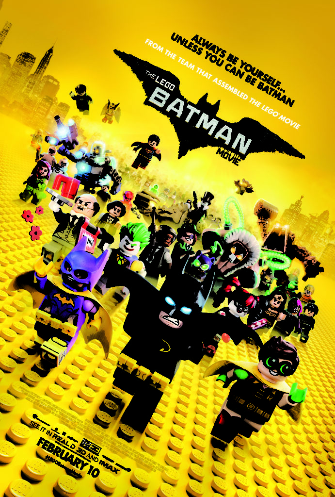 The LEGO Batman Movie App! #LEGOBatmanMovie #sponsored