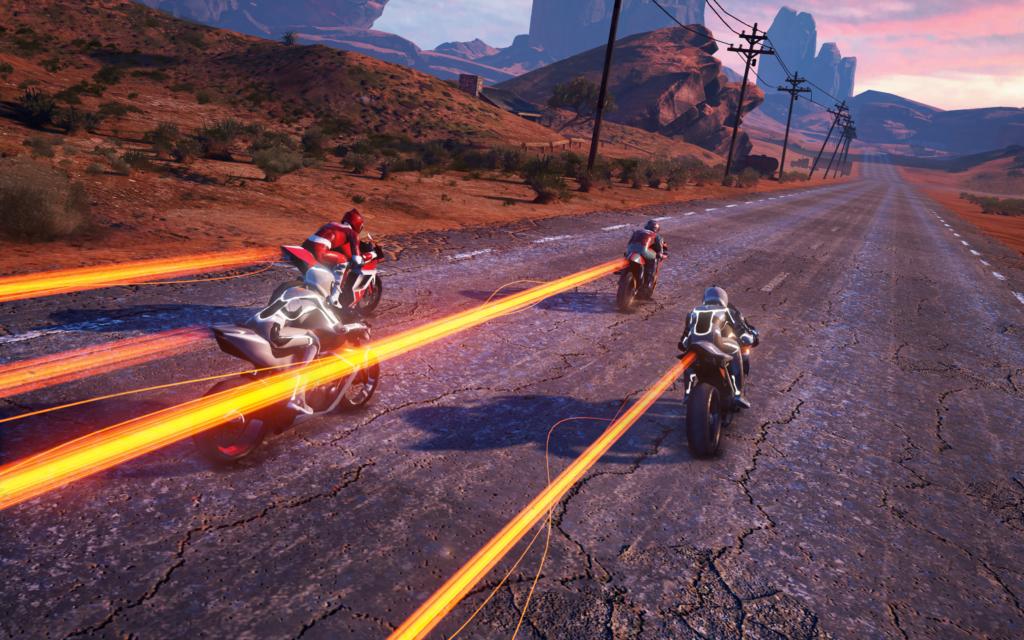 Family-Friendly Moto Racer 4 for PS4