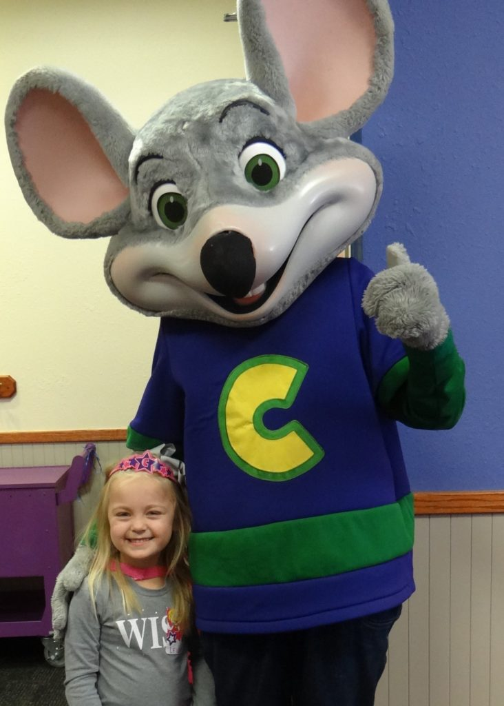 Chuck E. Cheese's Goes Green with Kids Play Safe (and a Giveaway!)