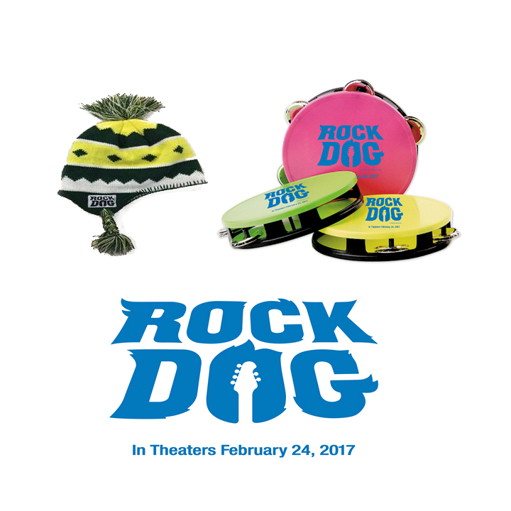 Rock Dog Activity Sheets (and awesome Giveaway!) #RockDog