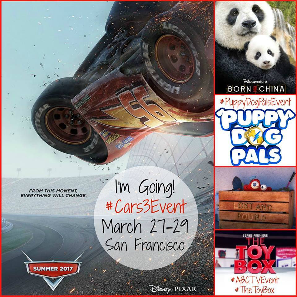 Rural Mom is headed to the Sonoma Raceway for the Cars 3 Event #Cars3Event